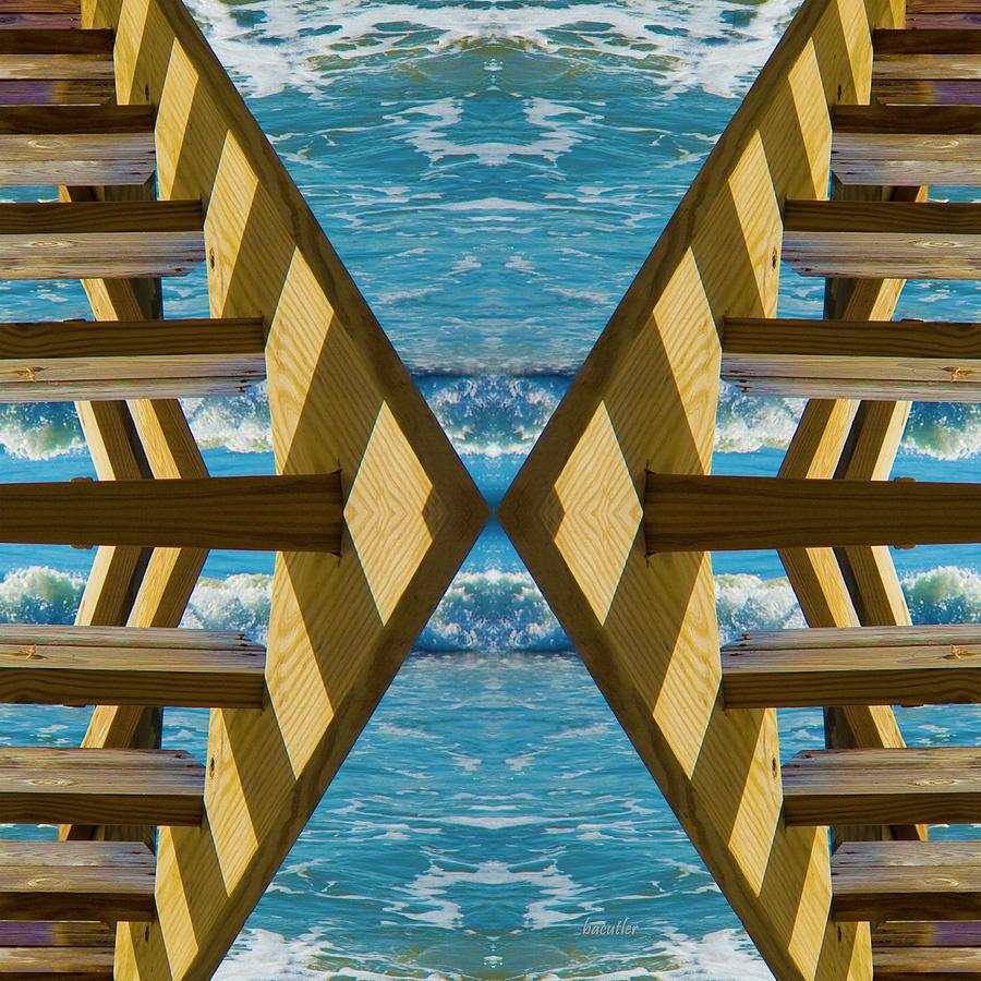 Wood Works Digital Art