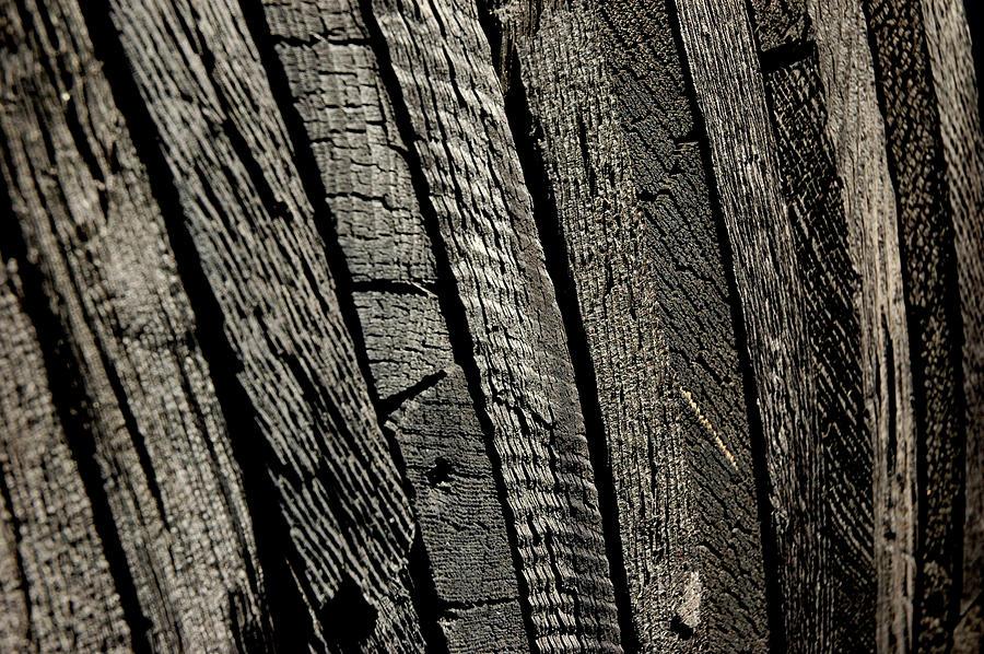 Wooden Water Wheel Photograph
