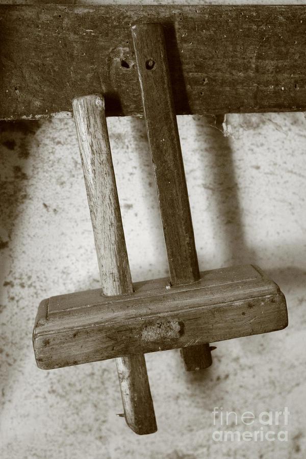 Woodworking Tool by Gaspar Avila