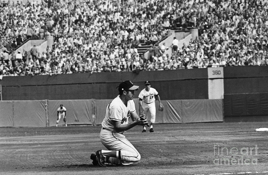 World Series, 1970 Photograph