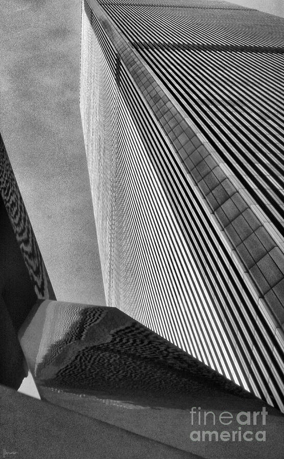 World Trade Center 1 Photograph  - World Trade Center 1 Fine Art Print