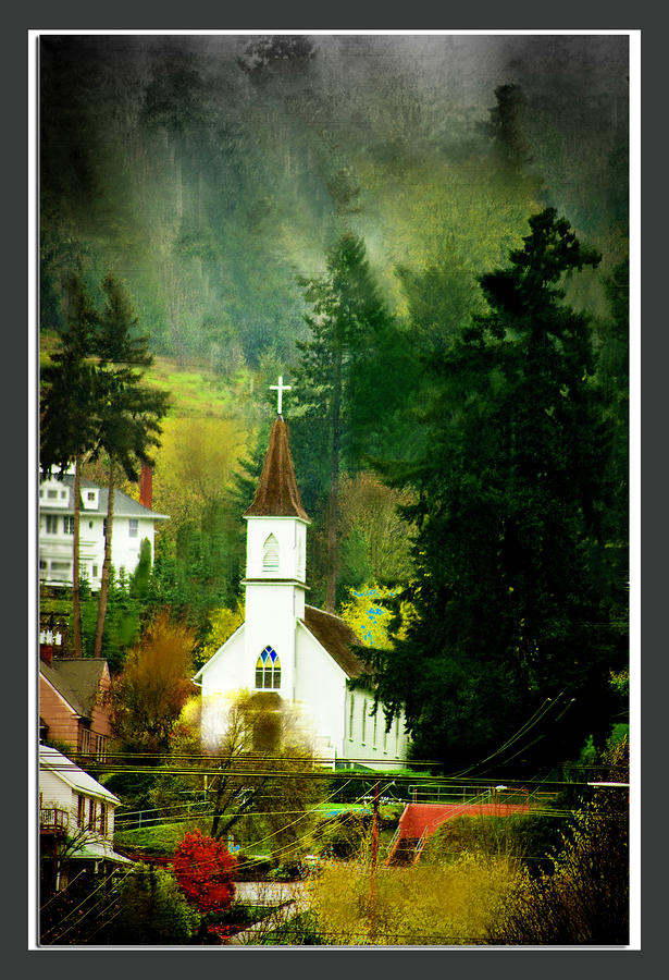 Worship In Kalama Photograph  - Worship In Kalama Fine Art Print