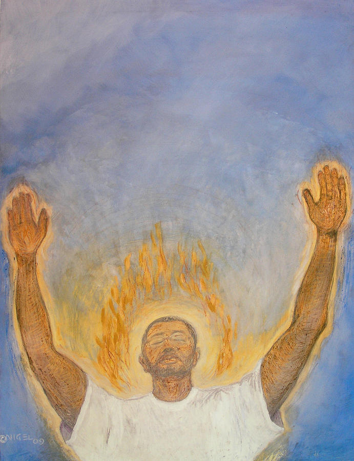 Worship  Painting