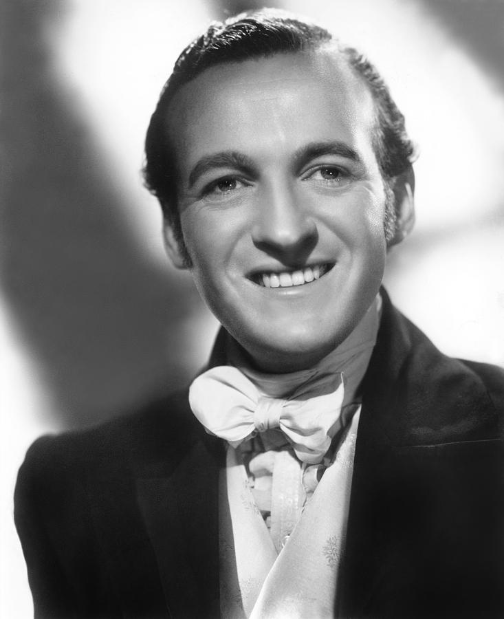 Wuthering Heights, David Niven, 1939 Photograph  - Wuthering Heights, David Niven, 1939 Fine Art Print
