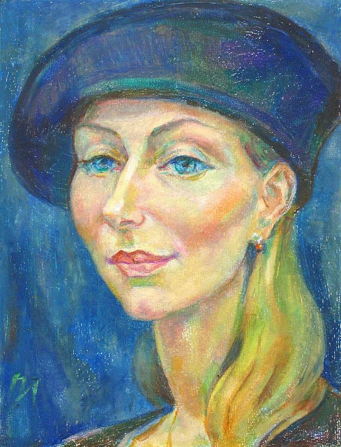 Xenia Istomin Painting