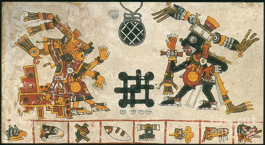 Xochiquetzal Aztec God Xochiquetzal  aztec goddess of beauty    Xochiquetzal Aztec God
