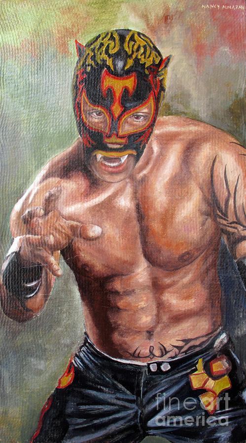 Xtrem Tiger Painting
