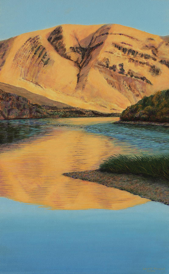 Yakima Canyon Painting
