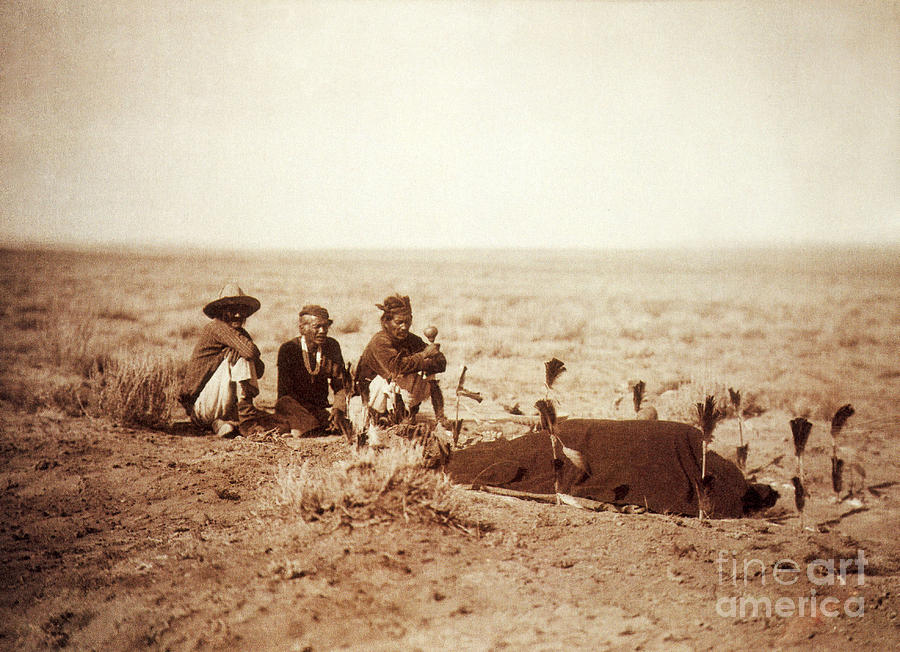 Yebichai Sweat, 1905 Photograph