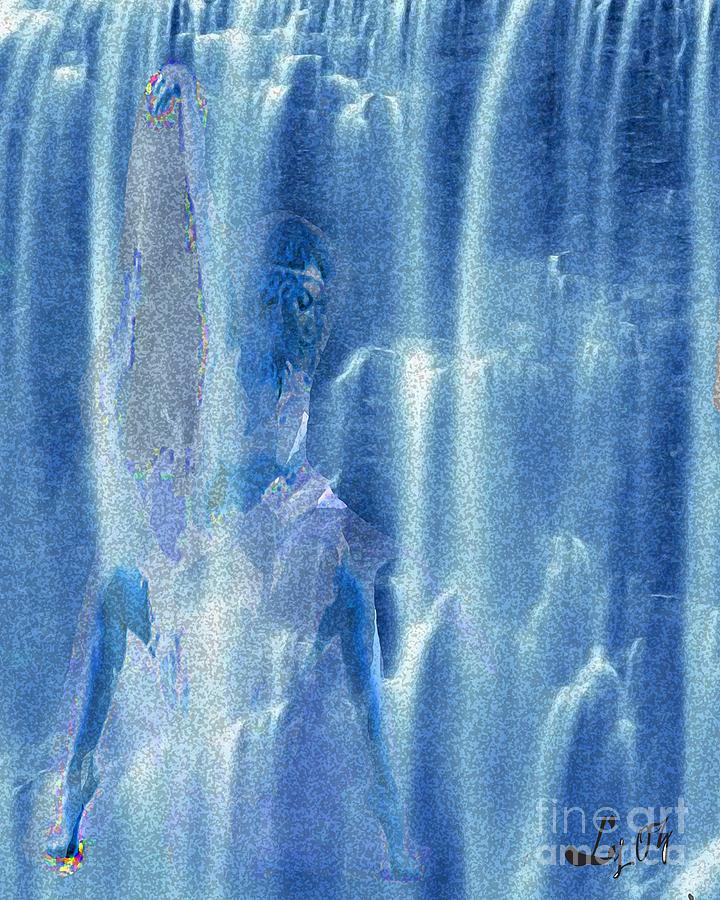 Yemaya Waters Painting