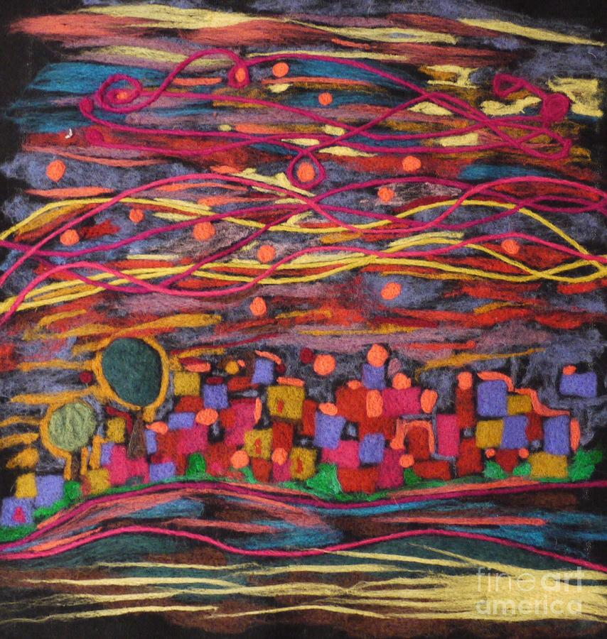 Yiskor Painting