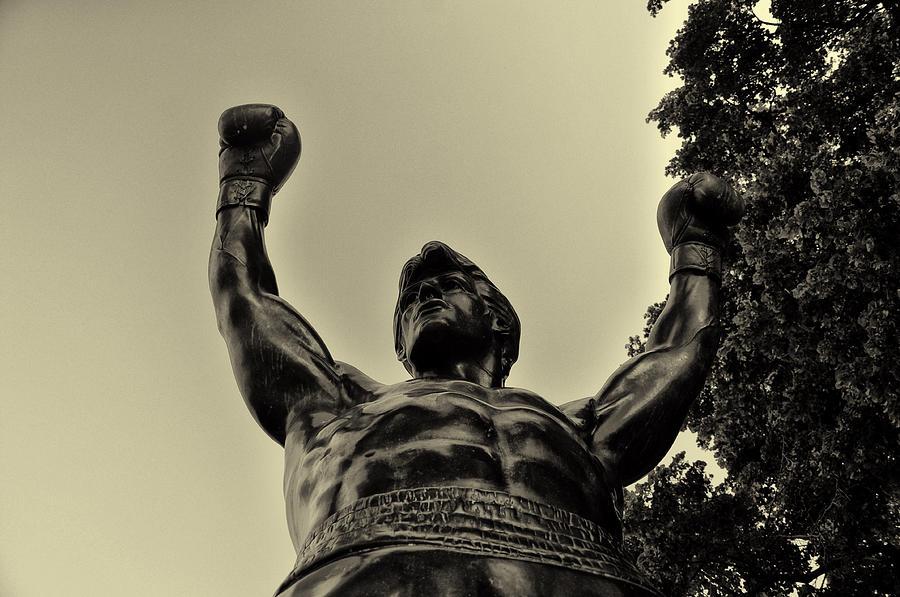 Yo Rocky Photograph