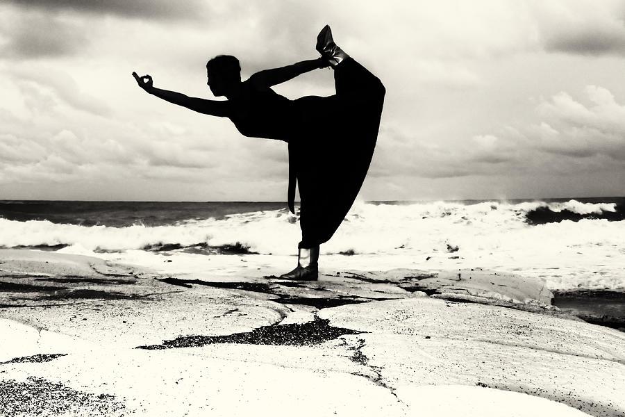 Yoga Balance Photograph