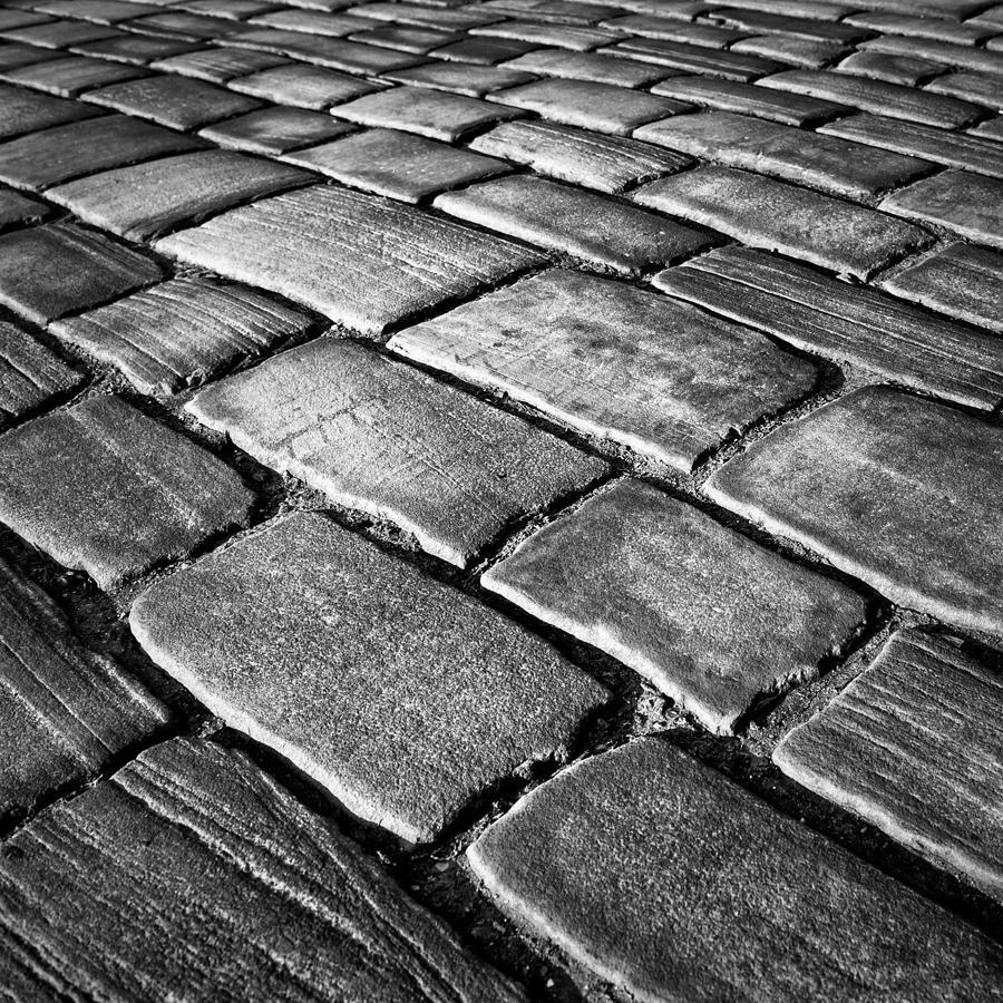 Yorkshire Pavement Photograph