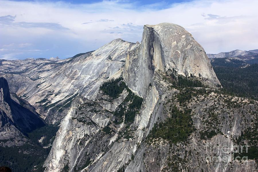 Yosemite Photograph - Yosemite Grandeur by Sophie Vigneault