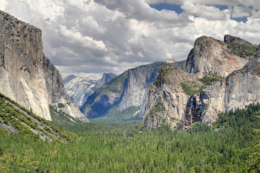Merced Photograph - Yosemite Valley by Pierre Leclerc Photography