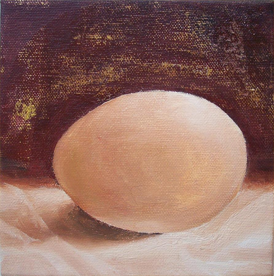 You Are A Very Good Egg Painting
