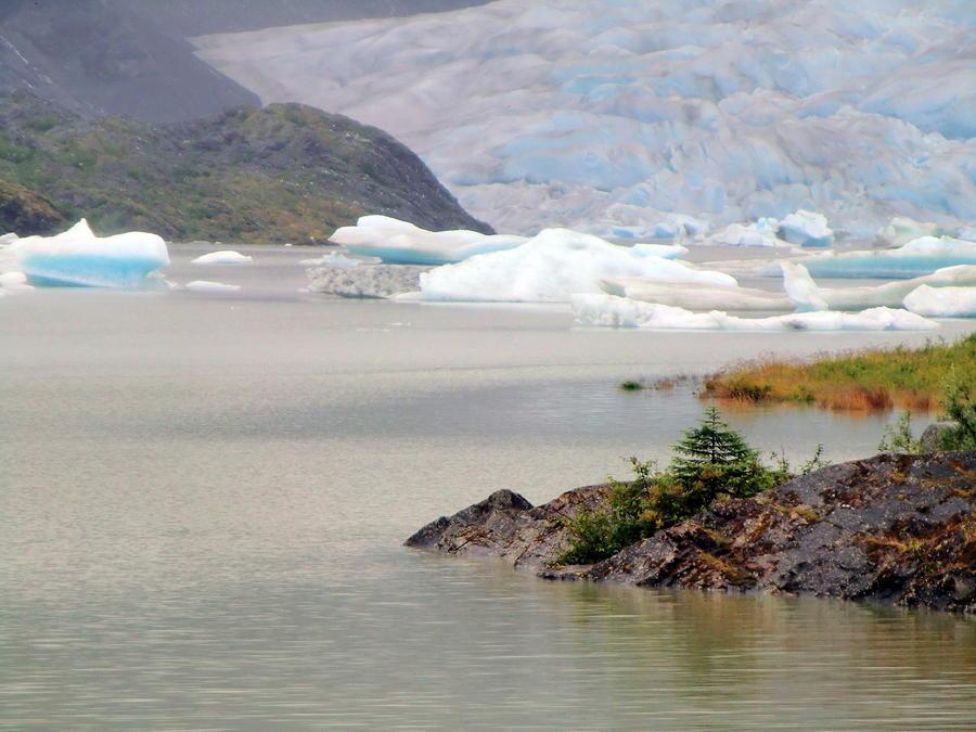 You Wont Believe Mendenhall Glacier Photograph