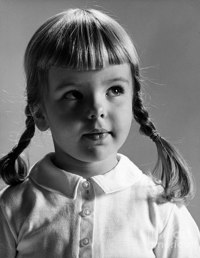 Young Girl Photograph