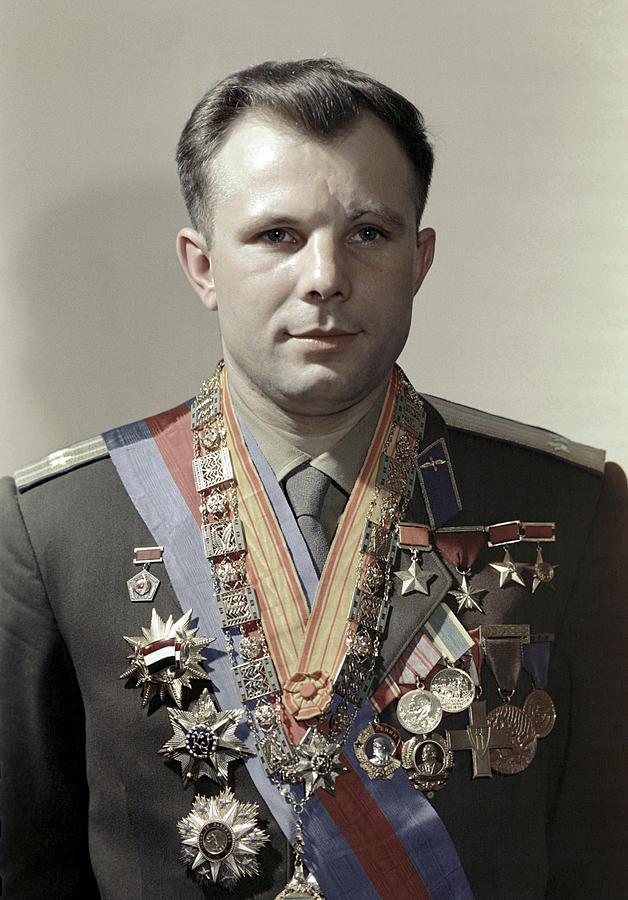 cosmonaut yuri gagarin - photo #14