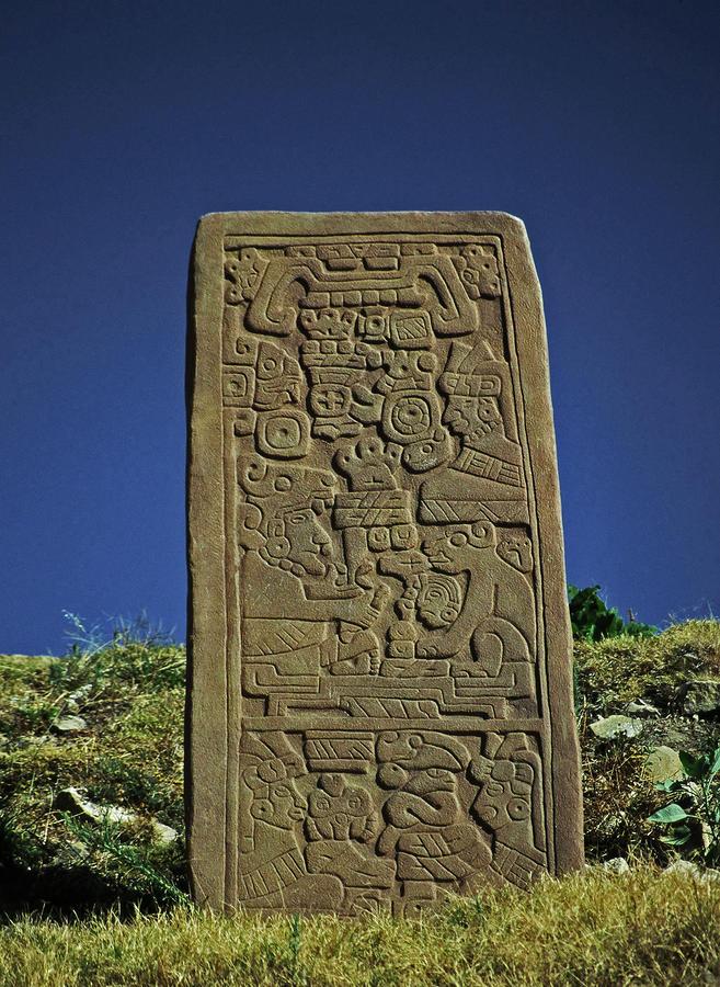 Zapotec History Photograph