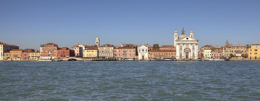 Venezia Photograph - Zattere - Venice by Joana Kruse