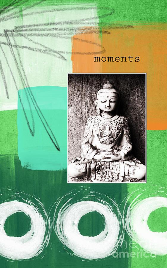 Zen Moments Mixed Media