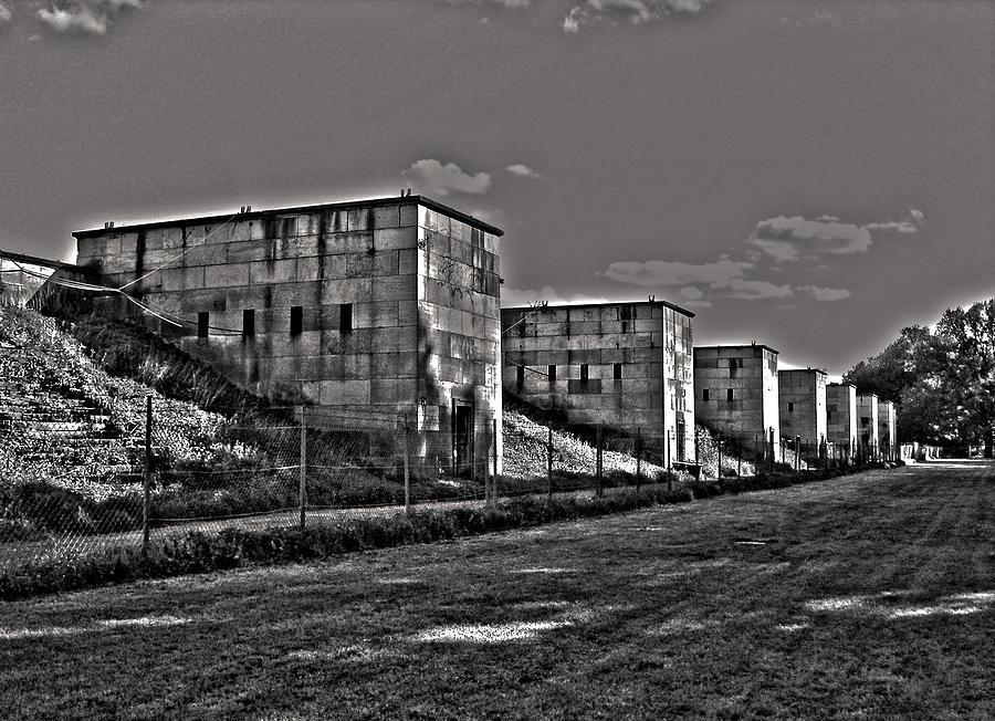 Zeppelin Field - Nuremberg Photograph