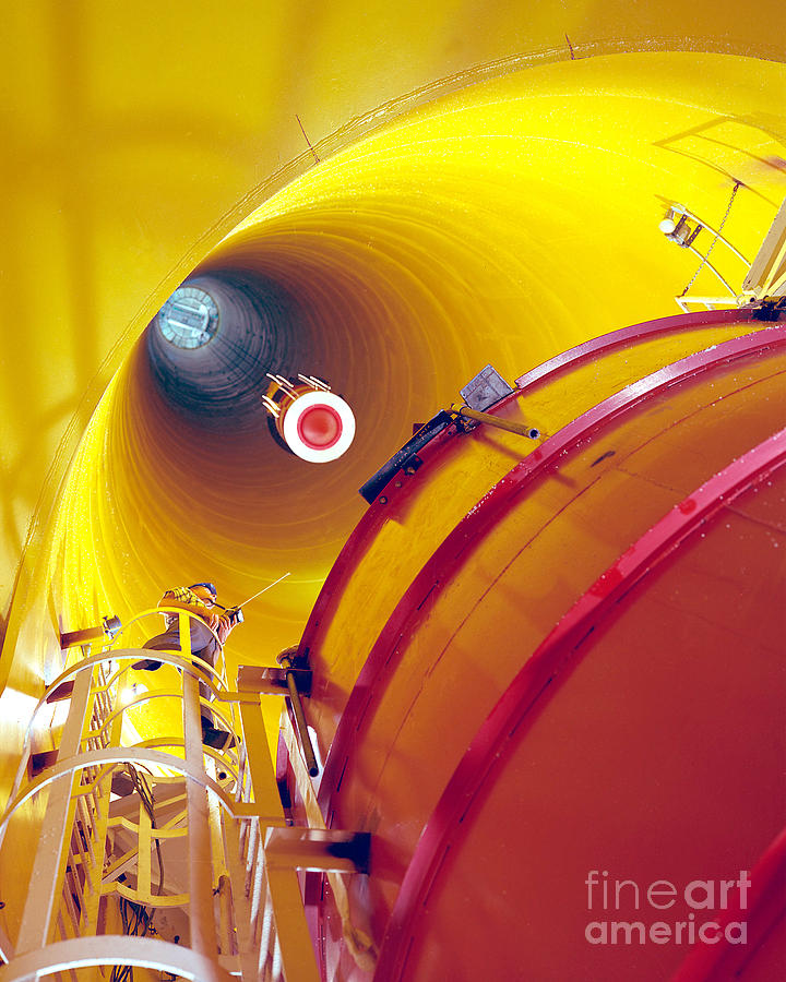 Zero Gravity Facility Photograph  - Zero Gravity Facility Fine Art Print
