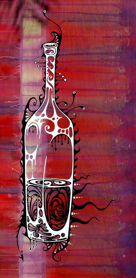 Zinfandel Painting