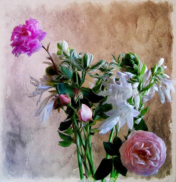 Marcia Lee Jones -  Garden Bouquet