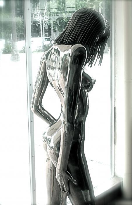 Prior Evolution Of Eve Figure 4  Print by Greg Coffelt