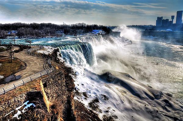Mark Papke -  The Falls