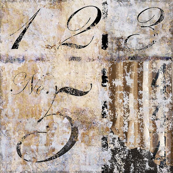 1235 Hidden 4 Print by Carol Leigh