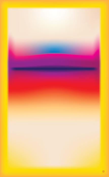 After Rothko 5 Print by Gary Grayson