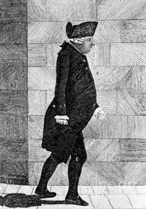 Alexander Monro II, Scottish Anatomist Print by Science Source
