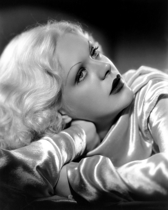 Alice Faye, Ca. Mid-1930s Print by Everett
