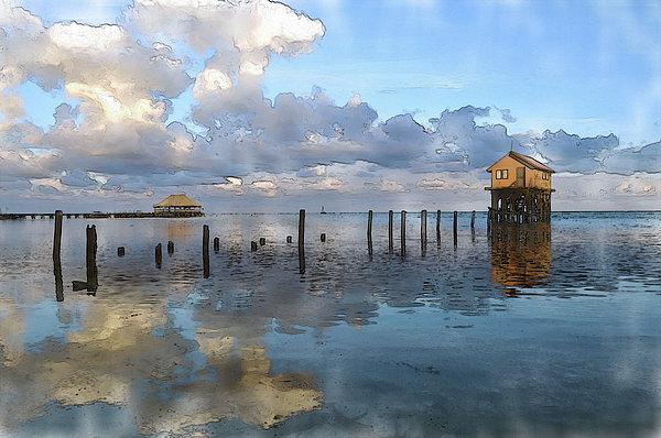 Brandon Bourdages - Ambergris Caye Belize