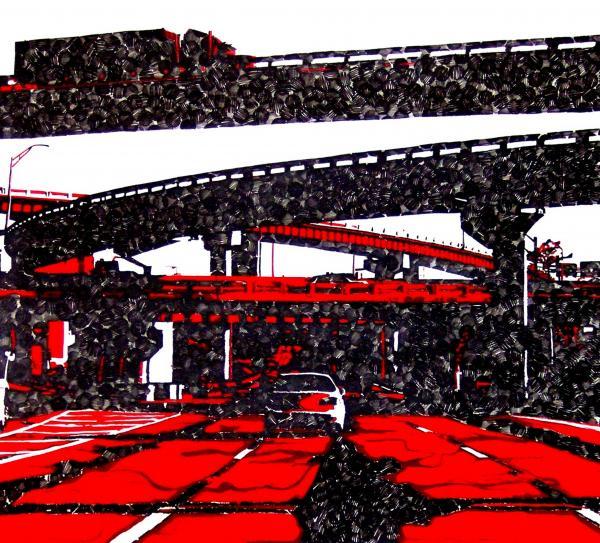 Bloody95 Print by Jason Allen