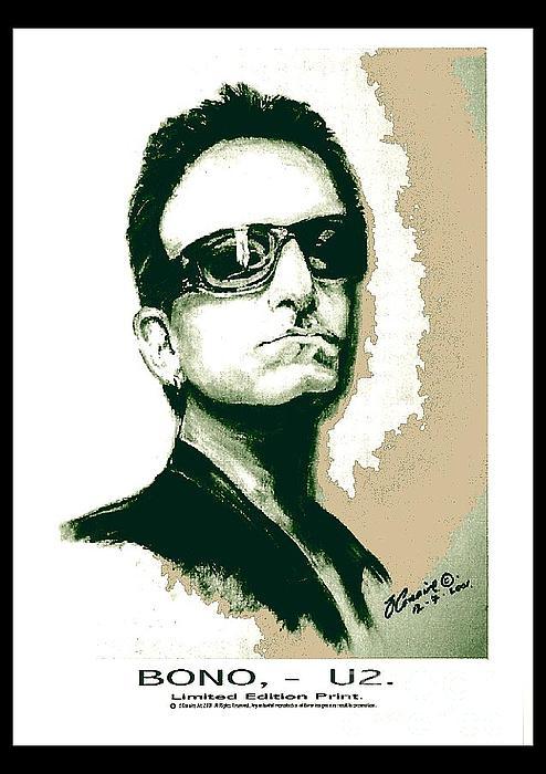 Liam O Conaire - Bono U2