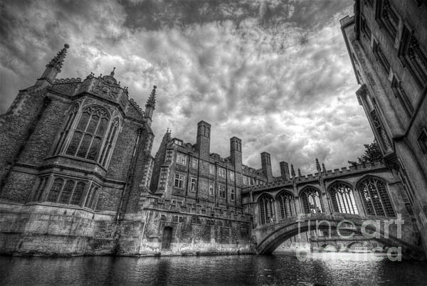 Yhun Suarez - Bridge Of Sighs - Cambridge