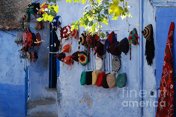 Alain Bouchereau - Chaouen s colors