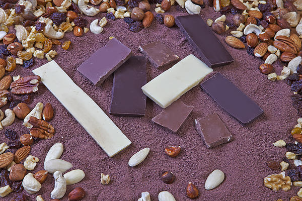 Chocolate Print by Joana Kruse