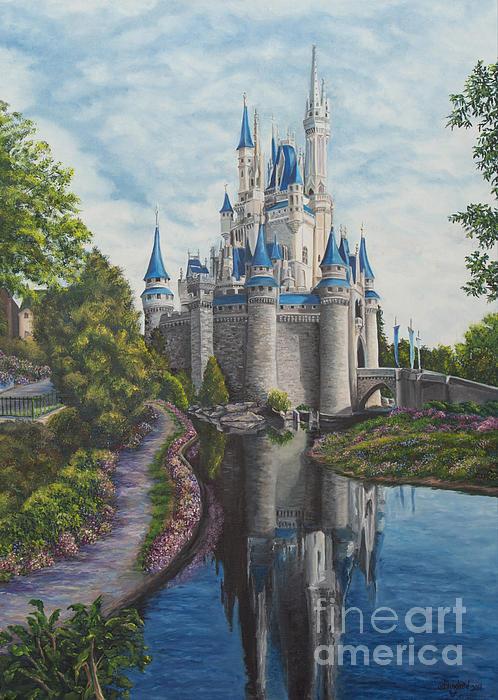 Charlotte Blanchard - Cinderella Castle
