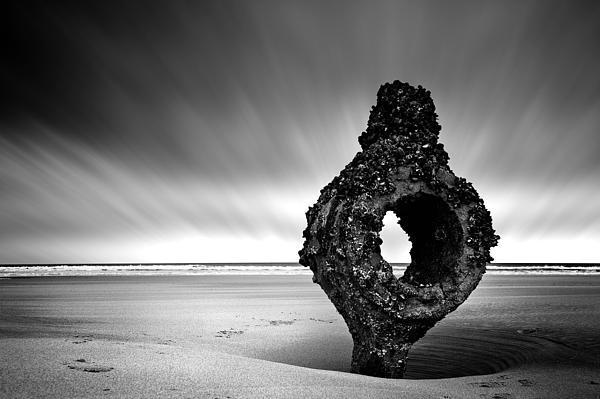 Coastline Print by Svetlana Sewell