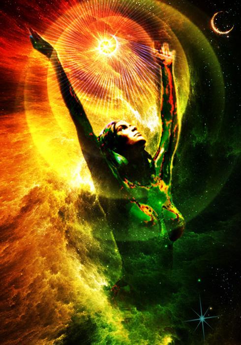 5th Dimensional Energy