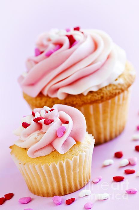 Elena Elisseeva - Cupcakes