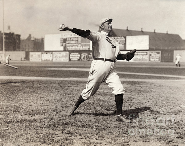 Cy Young (1867-1955) Print by Granger