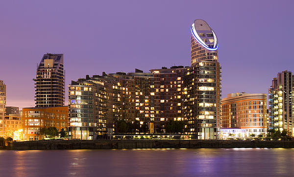 David French - Docklands apartments