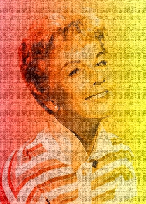 Terry Collett - Doris Day